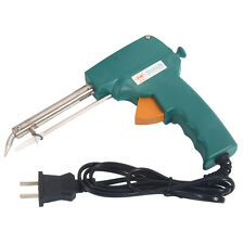 2in1 Handheld Electric Rework Soldering Iron Solder Tin Gun Welder 220-240V 60W