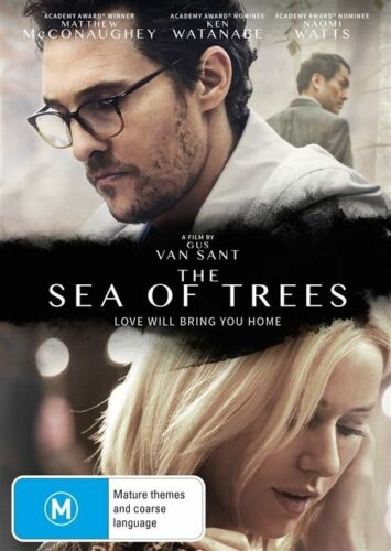 1 of 1 - The Sea Of Trees : NEW DVD