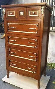 Settimino cassettiera camera da letto ebay for Cassettiera settimino mondo convenienza