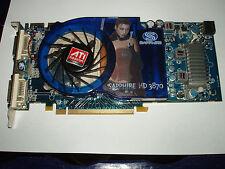 Sapphire Radeon HD 3870, 512 MB GDDR4, 256 bit, PCI-E, Dual DVI-I, S-Video