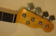 ALL PARTS BASS NECK ROSEWOOD for FENDER Tele/Jazz, precision JRO, Tuners