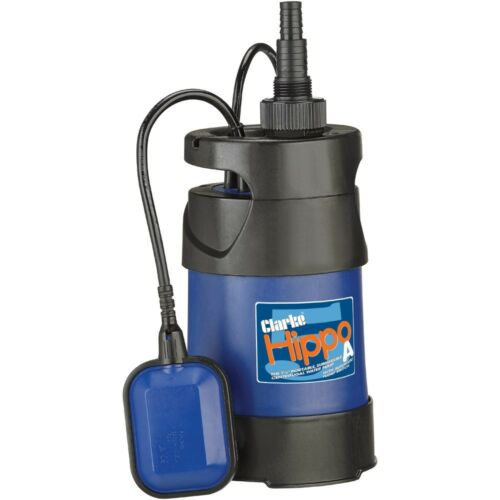 Clarke Hippo 5 A 750 W pompe submersible avec interrupteur à flotteur 7230536