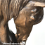 thumbnail 3 - David-Geenty-Bronze-Mare-amp-Foal-Heads-sculpture-ornament-Horse-Pony-lover-gift