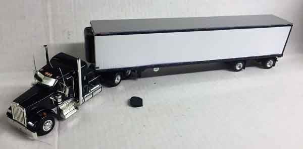 TONKIN 1 53 Scale KENWORTH modèle W900L   BN   500026
