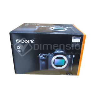 Sony Alpha A7 Mark II ILCE-7M2 Camera Body Only PAL + NTSC (Ship Fm EU) Auténtic