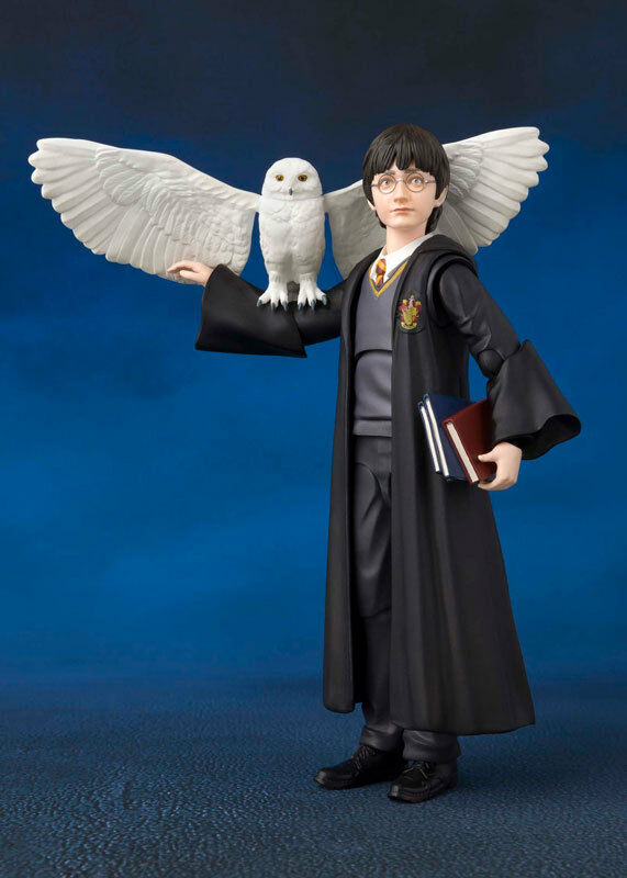 Harry  Potter - Harry Potter S.H.Figuarts azione cifra (Beai Tamashii Nations)  varie dimensioni