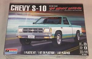 Monogram-Chevrolet-S-10-recoleccion-personalizada-escala-1-25-Modelo-de-Coche-Kit-4503