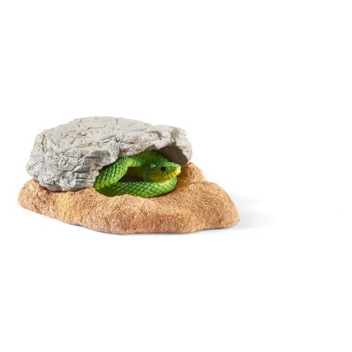 """Schleich-nuevo en OVP-Mint en Box!!! /""""schlangenset/"""" 42245 /"""" Snake nido/"""""""