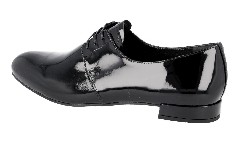 shoes PRADA LUXUEUX DNC645 black NOUVEAUX 39 39 39 39,5 UK 6 6f4d02