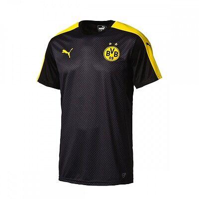 PUMA BVB Dortmund Cup Stadium T shirt schwarz F02 XL günstig