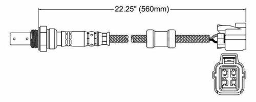 O2 sensor for Subaru Forester 2002 ~ 2005 PRE-CAT sensor 1