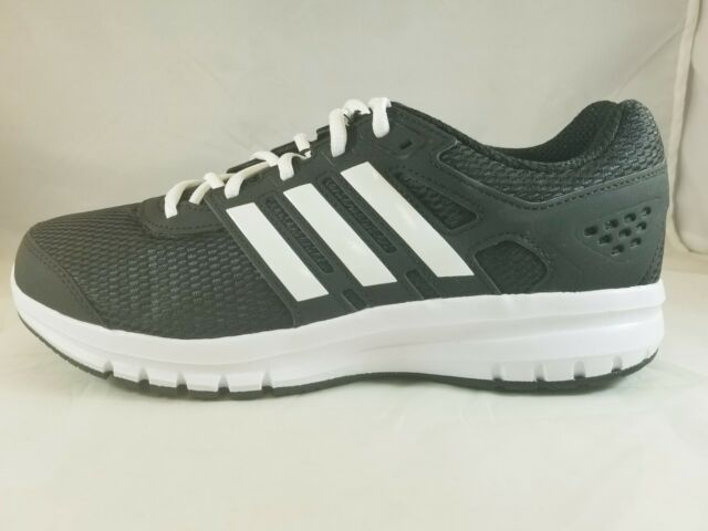 adidas Duramo Lite W Core Black white Women Running Shoes ( Sz 8.5 ... 90ddf8ded
