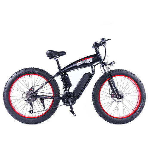 Electric-Snow-Bike-Off-road-Mountain-Bike-Large-Capacity-fat-wide-tire-ATV