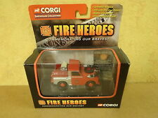 BOXED MODEL CAR CORGI FIRE HEROES / CS90065 LAND ROVER CITY OF BATH