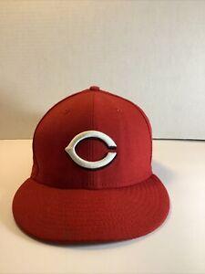 "New Era 9 Fifty ""Cincinnati Reds"" MLB Snapback Baseball Cap/Hat~medium-large"
