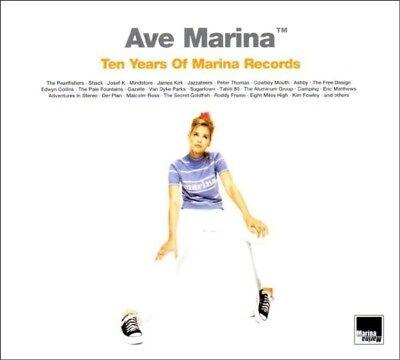 Ave Marina Ten Years Of Marina Records 3 Vinyl Lp New
