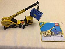 LEGO Legoland 6361 Mobile Crane Complete w/ Instructions