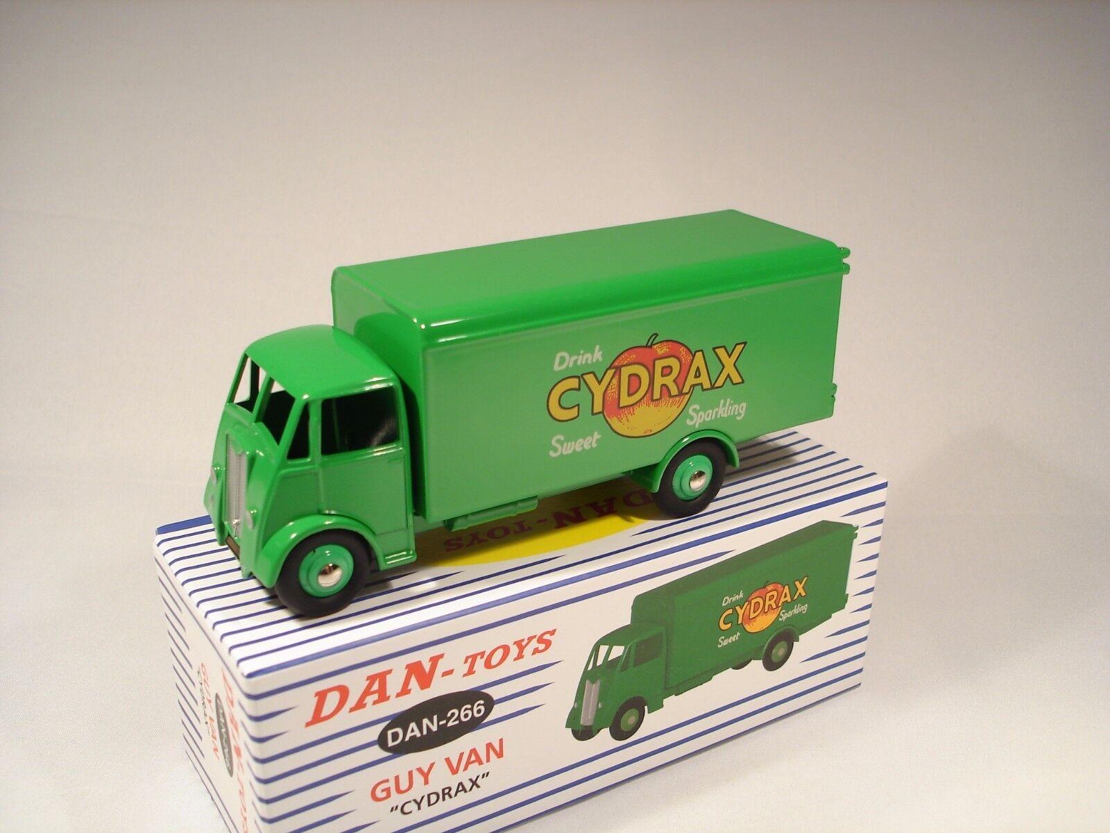 DAN TOYS  Guy Van Cidrax (Exclusivité Dan-Toys, Série de 500 Ex.DAN 266