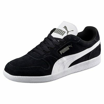 Puma Unisex Adults Icra Suede Football Trainers Sports Training Shoes Sneakers   eBay