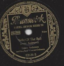 Leroy Anderson : Blue Tango + Belle of the Ball
