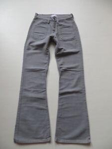 Levi-039-s-Samt-Schlag-Jeans-Hose-W-26-L-32-70-039-er-Hippie-Samthose-Schlaghose