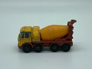 Matchbox Lesney Superfast Fodum Concrete Truck No21 Vintage