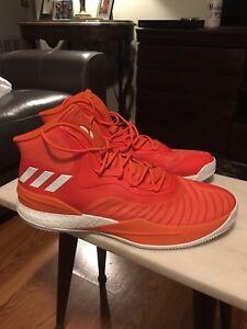 Nueva Rose D para Adidas Orange 17 Derrick Boost 8 hombre Viii marca talla Izqtr6I