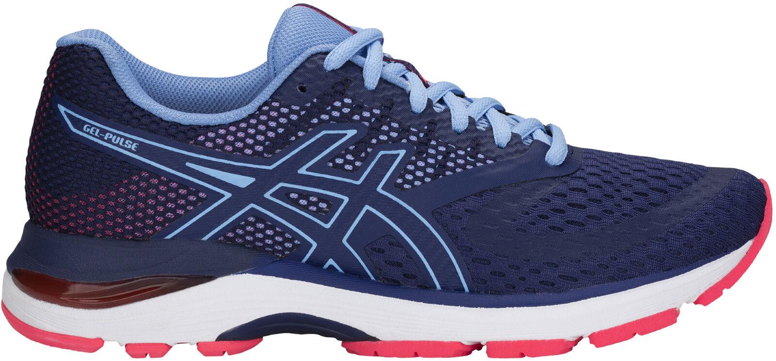 Asics Gel Pulse 10 Womens Running shoes - blueee