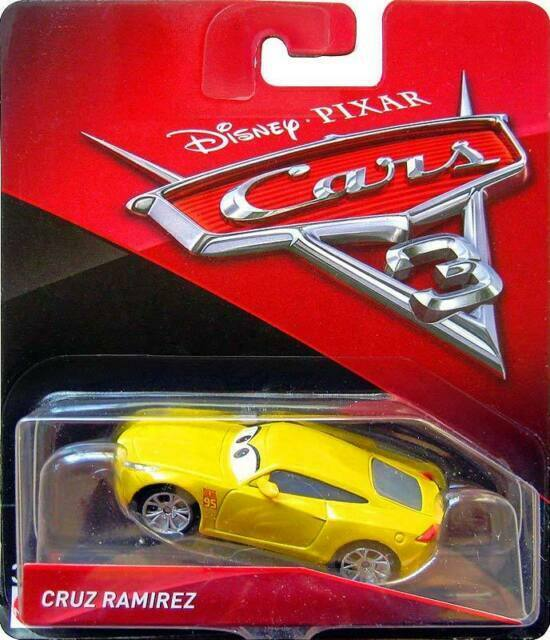 Disney Pixar Cars 3 Diecast Each $8.99 and UNDER!! Metal by Mattel Die-cast