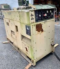 Mep 816a 400hz 60kw Avionics Ground Power Quiet Diesel Generator Deere 6059t