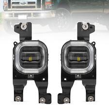 Led Fog Driving Lights 15w Cree Fit For 2008 2010 Ford F250 F350 F450 Super Duty