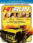 Hit & Run 0025192154133 With Dax Shepard Blu-ray Region a