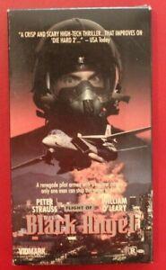 Flight of Black Angel (VHS 1991) 31398543435 | eBay