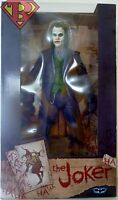 Joker Heath Ledger Dc Comics Dark Knight 18 Inch 1/4 Scale Figure Neca 2015