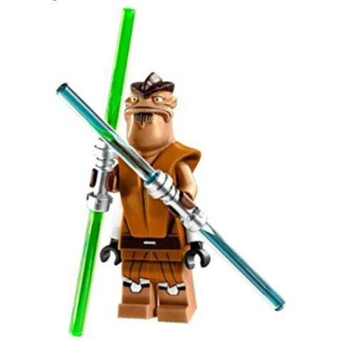 Authentic LEGO Star Wars Pong Krell Minifigure sw435 75002 Besalisk Jedi Master