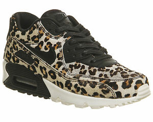 huge selection of 43546 feea4 Image is loading NIKE-AIR-MAX-90-LX-WMNS-034-SNOW-