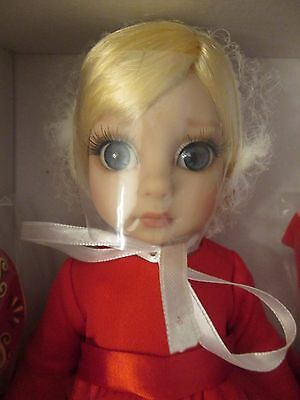 "Patsy's Halloween Party Devil Tonner Doll NRFB 2013 Conventn 10"" Blonde 100 Made"