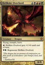 Suzerain Escouflenfer - Hellkite Overlord - Dragon - Mtg magic -
