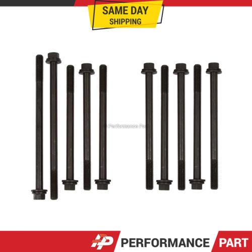 Cylinder Head Bolts for 90-01 Acura Integra GS LS RS 1.8L SOHC B18A1 B18B1