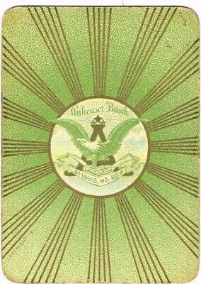 Anheuser Busch Black /& Tan 1899 Poster Photo 8x10