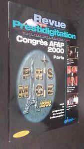 Revista Conjuring N º 519 Afap Sept - Oct 2000 Tbe