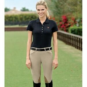 Custom Riding Apparel Comfort Ride Side-Zip Breeches for ...