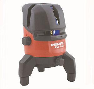 Hilti-laser-medicion-de-nivel-Hilti-nivel-pm4-m-Marcado-Laser-nivel