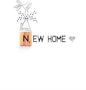 Image Is Loading New Home Bexyboo Scrabbley Neon Birthday Card Handmade