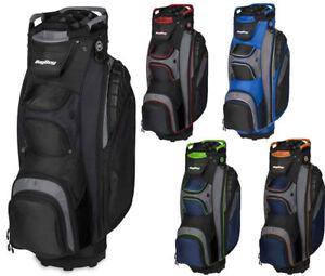 Image Is Loading New Bagboy Defender Golf Cart Bag Choose Your