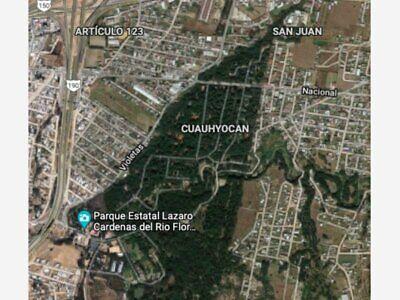 Terreno en FRACC RESIDENCIAL BOSQUES DE CUAUHYOCAN CERCA DE HARAS DEL BOSQUE