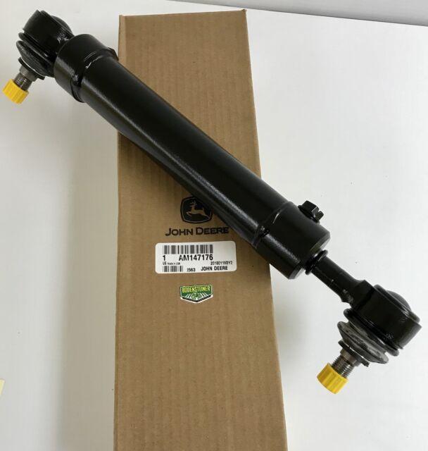 John Deere 425 445 455 Power Steering Cylinder AM147176