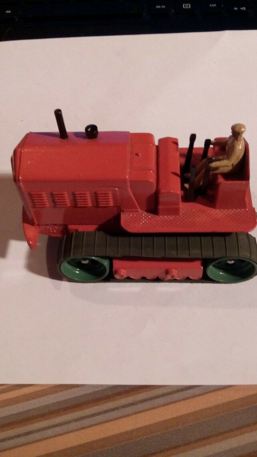 Dinky super toys heavy tractor No563