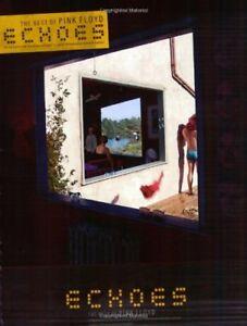 100% De Qualité Echoes The Best Of Pink Floyd Authentic Guitar Tab Brand New Collectors Objet-afficher Le Titre D'origine Diversifié Dans L'Emballage