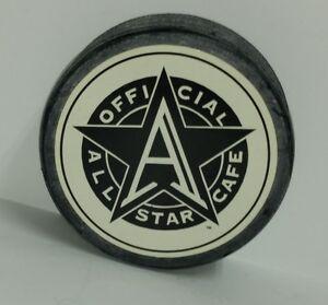 All-Star-Cafe-NHL-Hockey-Puck-Souvenir